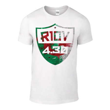 Tshirt Riov 4.30 Nation Algerie