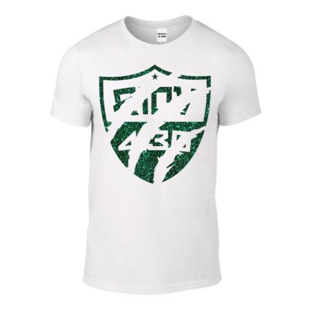 Tshirt Homme – Soft Griff Glitter Green