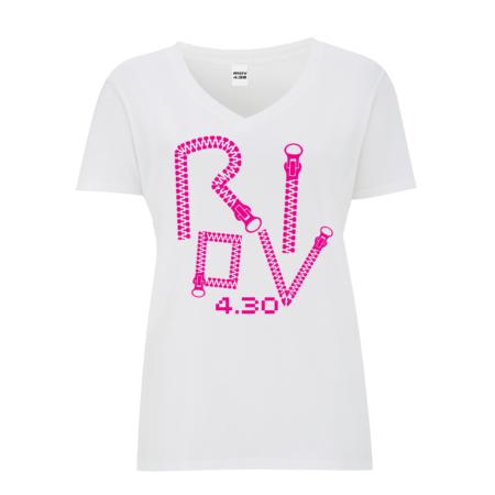Tshirt Femme - ZIP